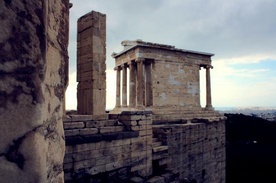 Atene, Grecia: Acropoli