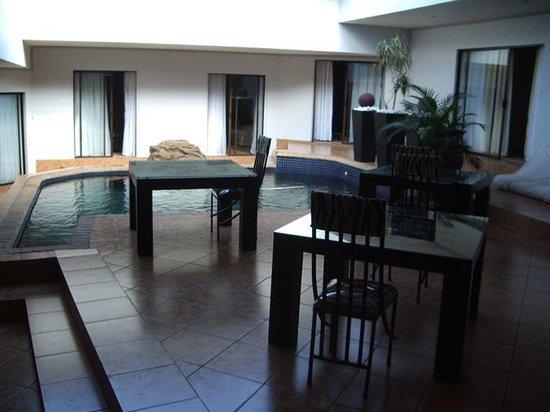 Casia Inn: Dining Room