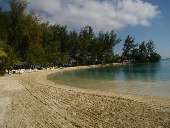 Fantasy Island Beach Resort: Playa del Hotel Fantasy Island