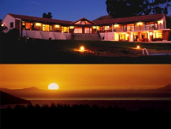 Sunset Manor & the view