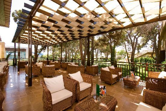 Otium Eco Club Side : Terrace Bar