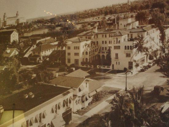 Bradley Park Hotel Historisches Altes Hotelfoto