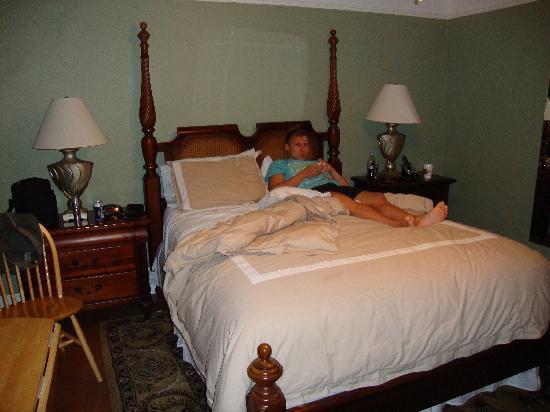 Bradley Park Hotel Zimmer