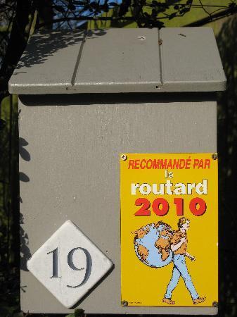 De Kastanjeboom: Routard
