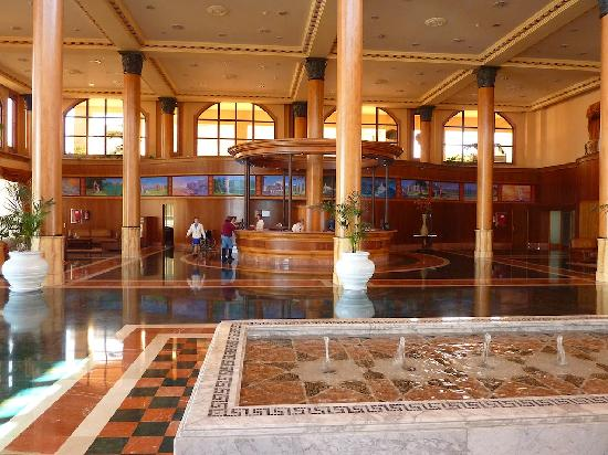 Iberostar Grand Hotel Salome: Lobby