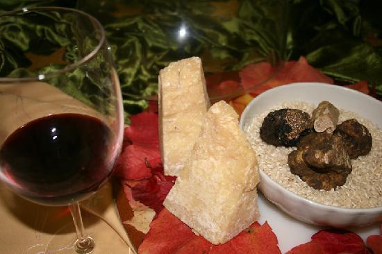 Villa Euchelia Resort: Gourmet