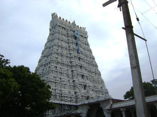 Tuticorin, India: Thrichandur Lord Muruga Temple