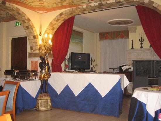 Terme Francescane Village: Ristorante
