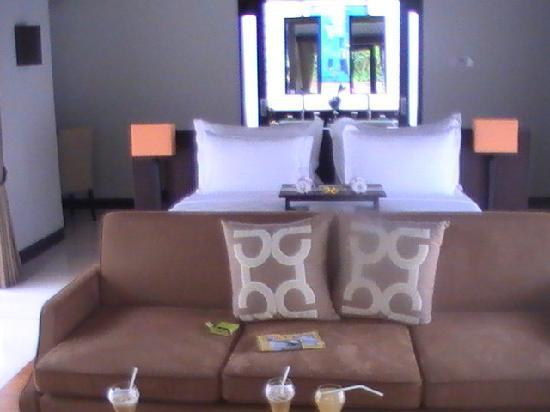 The Samaya Bali Ubud: la chambre