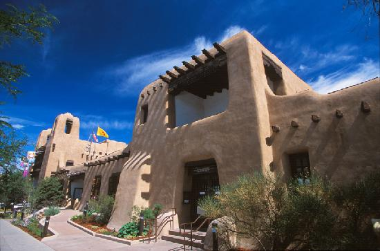 Santa Fe, Nuevo Mexico: Museum of Indian Arts and Culture