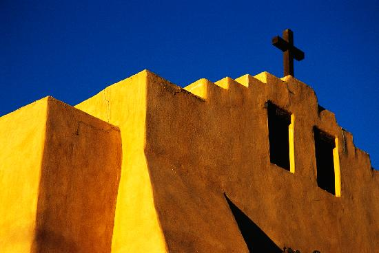 Santa Fe, NM: First Presbyterian Church