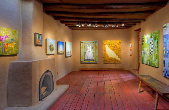 Santa Fe, NM: Selby Fleetwood Gallery