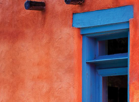 Santa Fe, NM: Beautiful Adobe Architecture