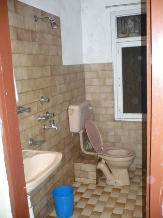 Acme Guest House: toilet