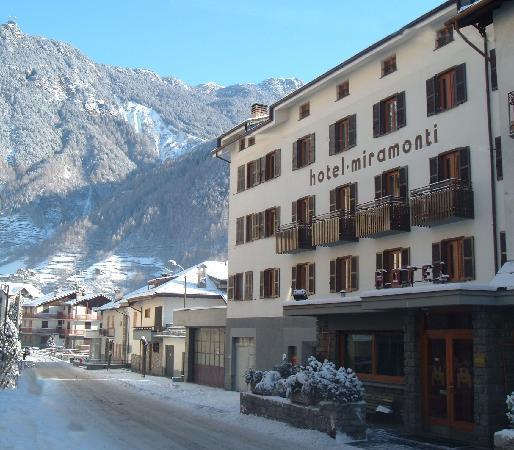 Hotel Miramonti : Struttura