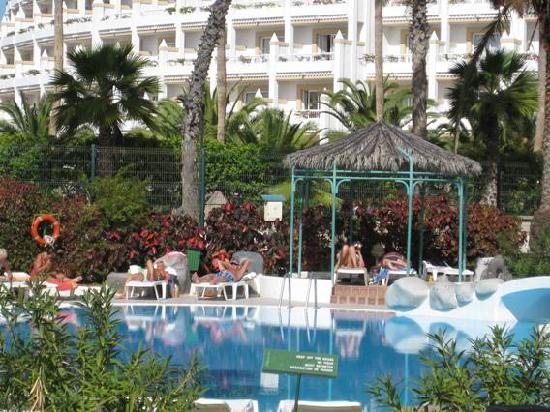 HOVIMA Altamira: The pool