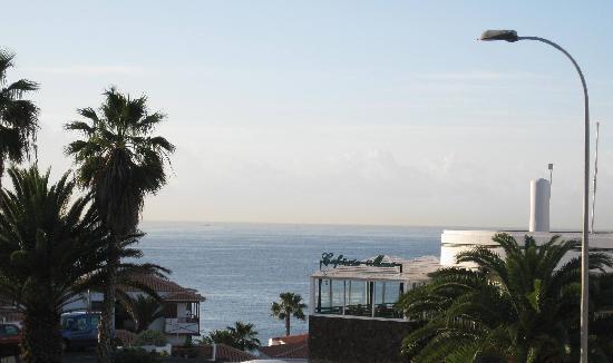 HOVIMA Altamira: view from the apartment