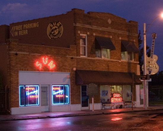 Photo of Historic Site Sun Studio at 706 Union Ave, Memphis, TN 38103, United States