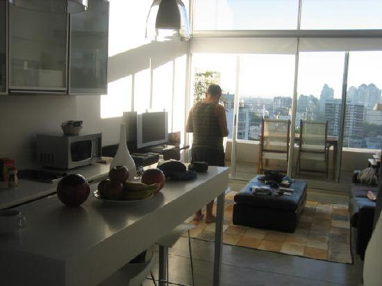 Hollywood Suites & Lofts: home away from home
