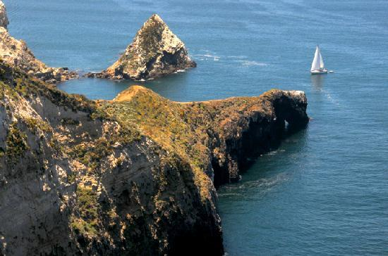 Parc national des îles Channel, Californie : Channel Islands National Park