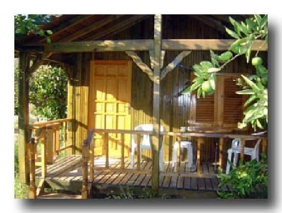 Kiyi Pansiyon: bungalow