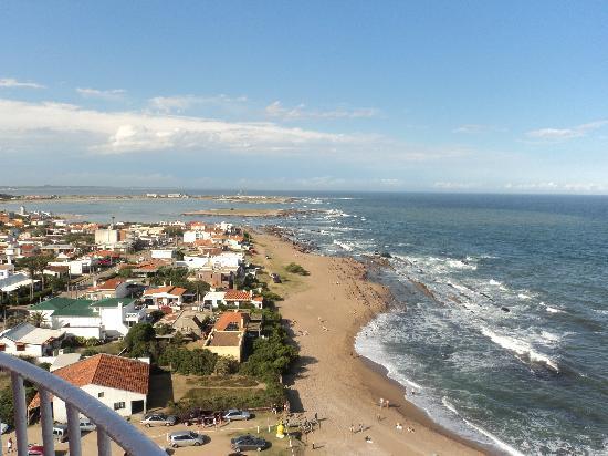 La Paloma, Uruguay: Desde el faro