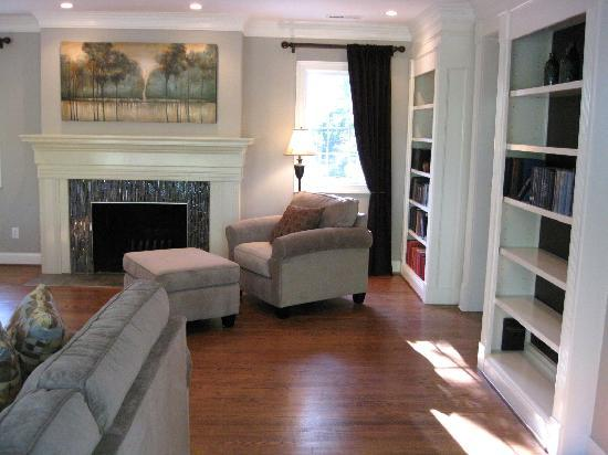 Charlottesville Corporate Living: Great living areas