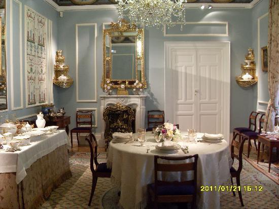 Museo Del Romanticismo Madrid.Dining Room Fotografia De Museo Del Romanticismo Madrid Tripadvisor