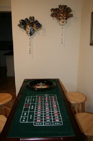 Kensington Executive Suite: Gambling