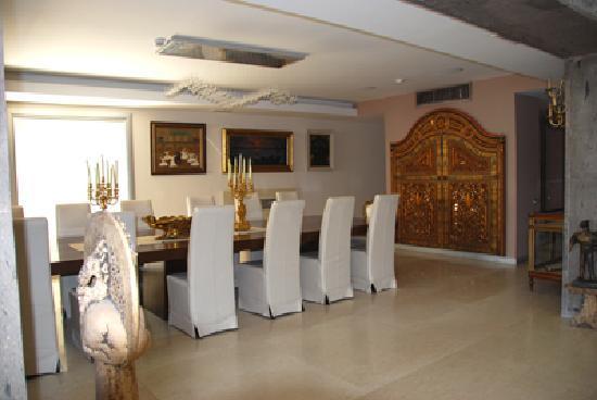 Casa Dell'Arte: Luxury dining