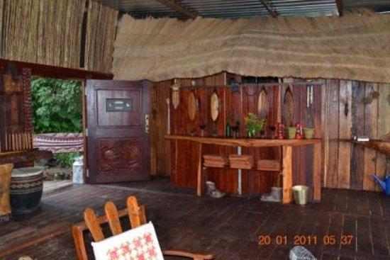 Nina Fishing Camp: Restaurant