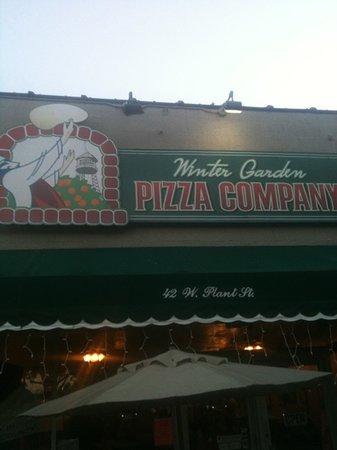Winter Garden Pizza & Pasta