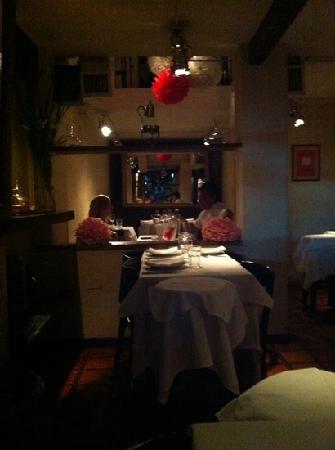 Demuru Restaurant: Nice atmosphere