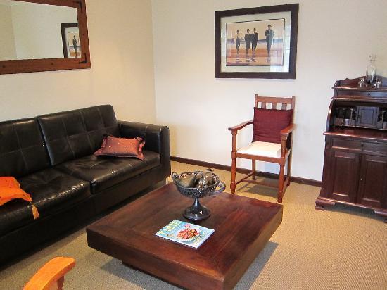 Kronenhoff Guest House : Suite