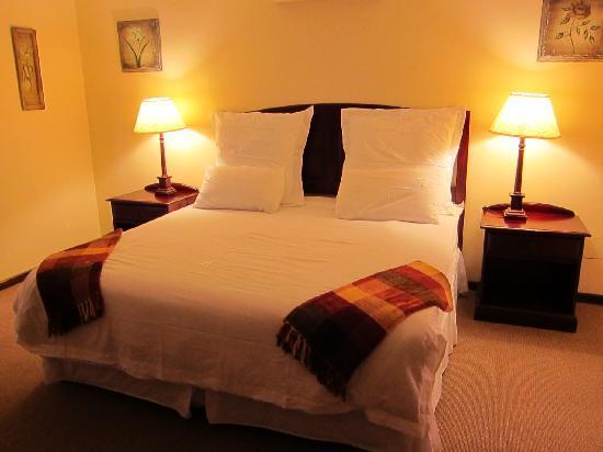 Kronenhoff Guest House : Bedroom