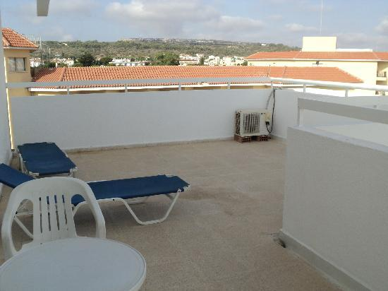 Paralimni, Cypern: balcony