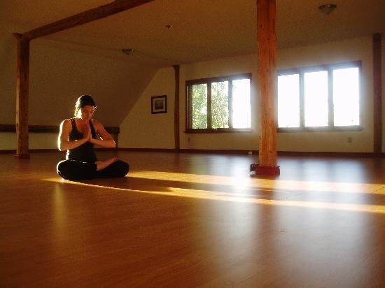 La Grange Country Inn: Yoga Studio