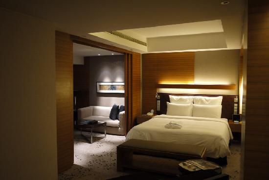Radisson Blu Cebu: Comfy Bed