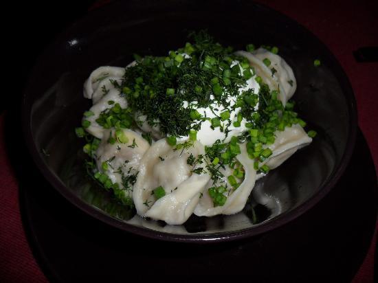 Red PInn : Siberian dumplings