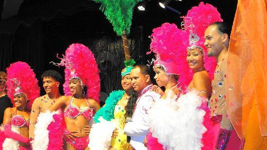 Sirenis Punta Cana Resort Casino & Aquagames: Variété et divertissement au menu du jour