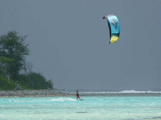ไรนาบีชอพาร์ทเม้น: Beach activities