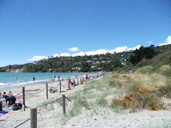 Marlborough Bed & Breakfast: Tahunanui Beach Near Nelson
