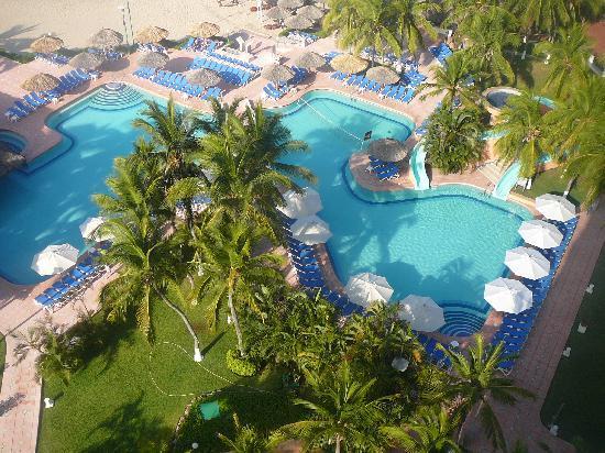 Sunscape Dorado Pacifico Ixtapa: alberca