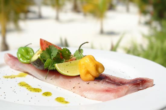CasaSandra Boutique Hotel : Ceviche