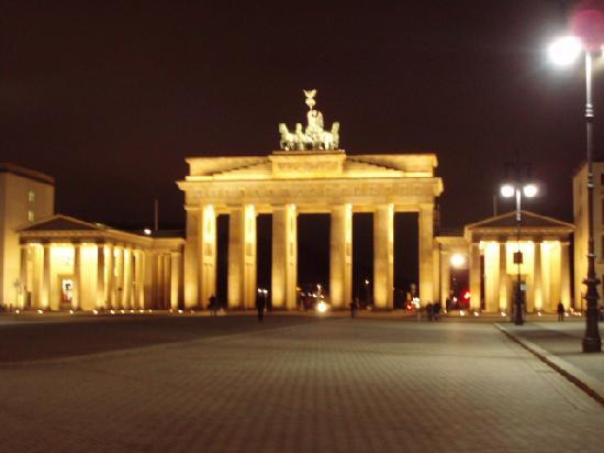 Berlín, Alemania: Porta di Brandeburgo