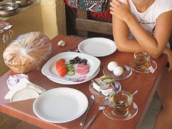 Hotel Ida: la colazione