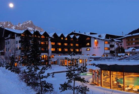 Haldensee, النمسا: Hotelansicht
