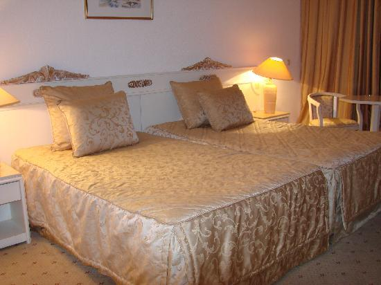 Amir Palace: The double room