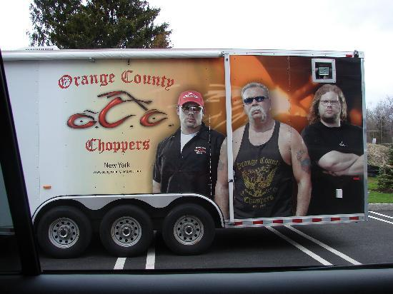 Orange County Choppers : OCC Anhänger