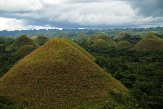 Bohol Island One Day Tour - PTN Travel Corp: 不思議のチョコレートヒルズ
